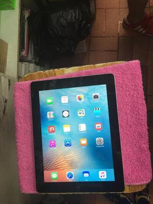 iPad 3 de 16 Gb Libre de Icloud