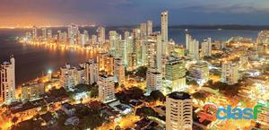 Arriendo Oficina de 136m2 en Cartagena Bocagrande