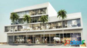 Arriendo Oficina de 81m2 en Cartagena Bocagrande