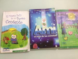 Libros 3X1 Ami El Niño de Las Estrellas,