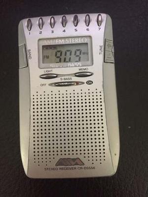 Radio Aiwa Digital De Bolsillo Usado