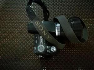 Vendo Camara Sony Cyber_shot 12x Optica Zoom Pilas Doble Aa