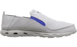 Zapatos Deportivos Columbia Blanco O Azul Talla 41.