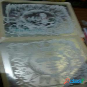 Arte en vidiro o cristales