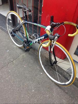 Bicicleta de Carreras Gw Aluminio