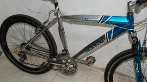 Bicicleta todo terreno rin 26 marco en aluminio perfecto