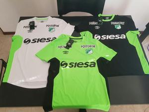 Camisetas Oficial Entreno Deportivo Cali