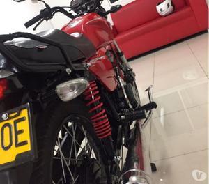 Moto AKT NKD 125 2016 ROJA