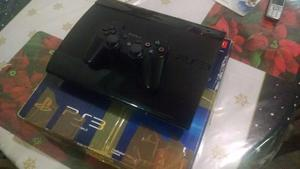 Ps3 Super Slim 250gb Con 13 Juegos Digitales