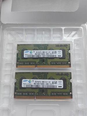 Ram 4gb (2x2gb) Macbook Pro Pc Samsung Original