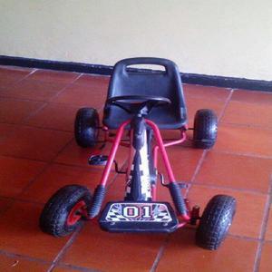 Se Vende Carro de Pedal para Niños Bogot - Cali