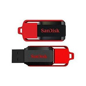 Unidad Flash Usb Sandisk Cruzer Interruptor, 32gb, Sdcz G-
