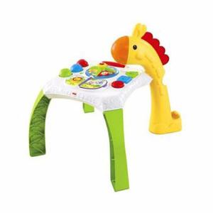 Mesa musical bilingue fisher price y leap posot class for Mesa fisher price