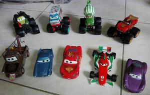 Vendo Coleccion de Carros de Cars - Bucaramanga