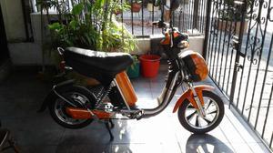 hermosa bicicleta eléctrica nueva sin uso