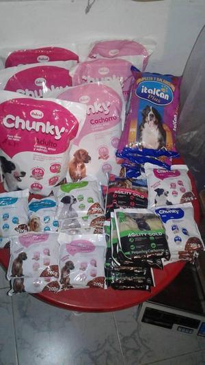 venta de concentrado para mascotas