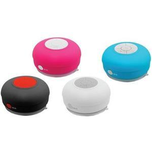 Altavoz Bluetooth Impermeable De Supersonic Sc-bt, Rosa