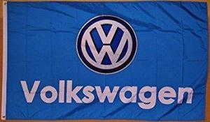 Bandera De Coches Volkswagen 3 'x 5' De Interior Al Aire L