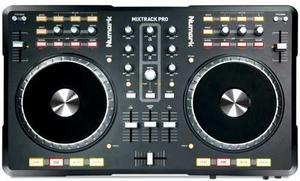 Consola Numark Mixtrack Dj Controlador Mixer