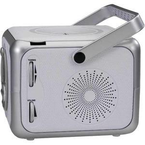 Jensen Cd-555a Sistema De Música Portátil Bluetooth Con