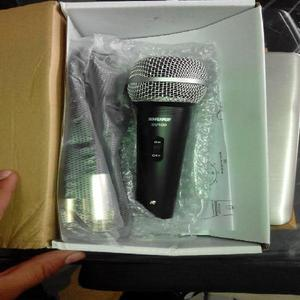 Microfono Shure Sv100 con Cable Y Manual - Bogotá