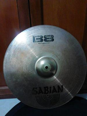 Platillo Sabian B8 Batería 16 Pulgadas - San Juan de Pasto