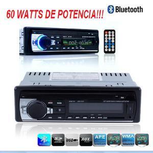 RADIO PARA CARRO CON BLUETOOTH Y USB DE ALTA POTENCIA -