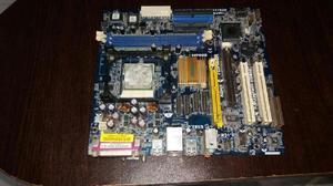 VENDO BOARD DDR1 CON PROCESADOR DE 1.60 HGZ EN EXCELENTE