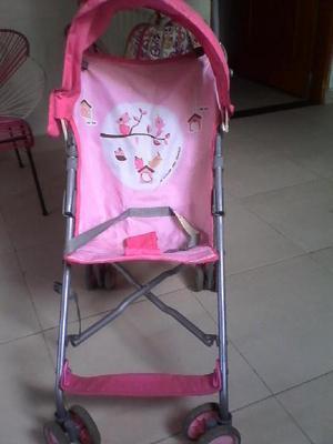 coche para niña rosado - Bucaramanga