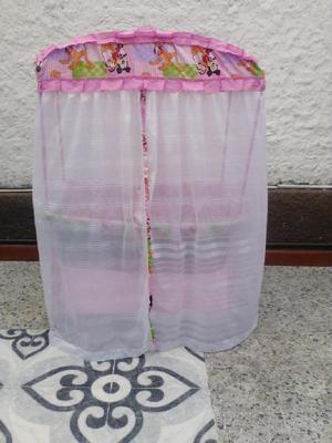 se vende corral rosado para niña de minie - Bogotá