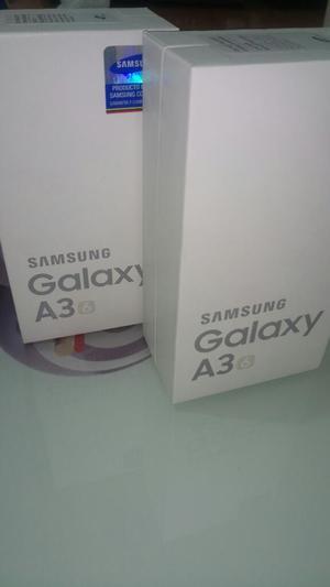 Samsung Galaxy A3 Dorado Nuevo Y Sellado
