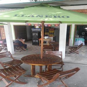 Se Venden 4 Juegos de Mesa en Madera - Guamal