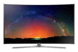 Televisor 55 Samsung Smart Curvo 55js