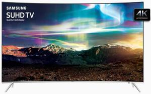 Televisor 55 Samsung Smart Curvo Suhd 55ks