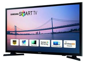 Televisor Samsung 48 Full Hd - Smart - Un48j - Negro