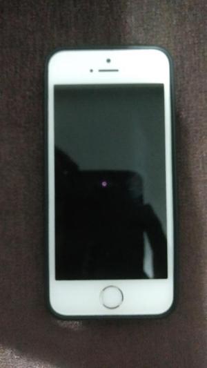 Vendo iPhone 5s 16GB en Perfecto Estado