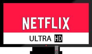 netflix 1 pantalla ultra HD - Cali