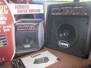 Amplificador Laney La12c Acoustic - Como Nuevo