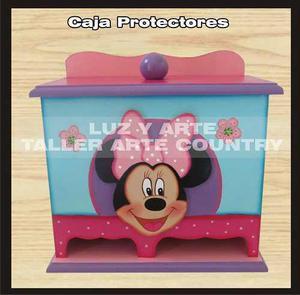 Arte Country - Caja Para Protectores Y Toallas