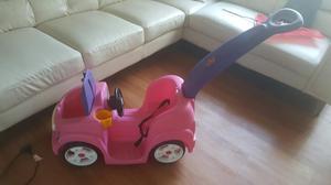 Carro Paseador para Niña