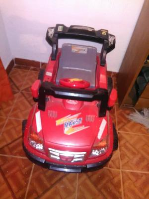 Carro electrico Rojo para niño