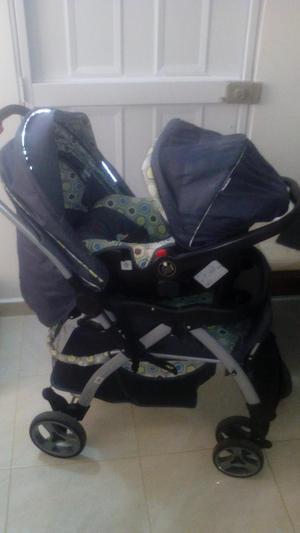 Coche Porta Bebé