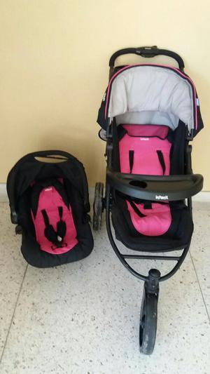 Silla coche para bebe gold sit n stroll 5 in posot class for Coches con silla para bebe