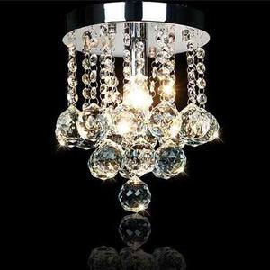 Lámpara De Techo De Cristal De Moda Lightinthebox