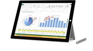 Microsoft Surface Pro 3 De La Tableta (12-pulgadas, 128 Gb