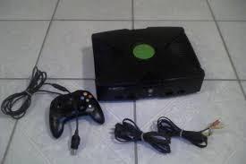 Se Vende Xbox Clasico Con Un Control Y 10 Juegos Bien Todo