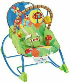 Silla mecedora para bebe fisher price posot class for Silla mecedora para bebe