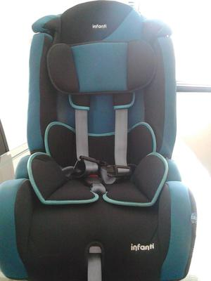 Silla para carro marca infanti