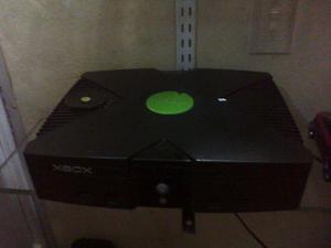 Xbox Clasico Con Control De Xbox Clasico