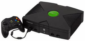 Xbox Clásico Usado En Perfecto Estado.